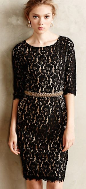 sleek black lace dress http://rstyle.me/n/ra42rr9te