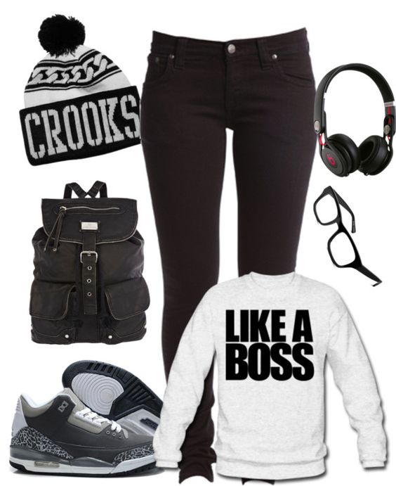 """""""Ready-Jacey"""" by flawlesschick ❤ liked on Polyvore"""