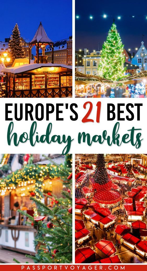 The Ultimate Europe Christkindlmarket Bucket List Passport Voyager In 2020 Europe Winter Travel Christmas Travel Europe Travel