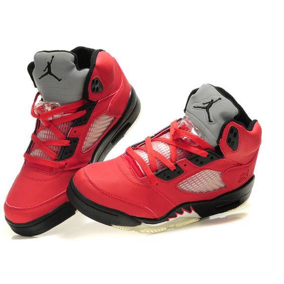Nike air jordan 4 Enfants 669 Shoes