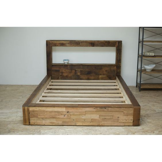 I want this platform bed by blake avenue