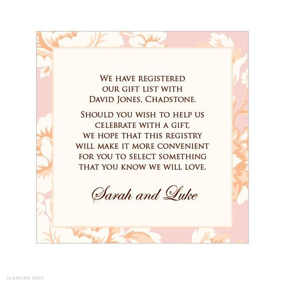 Wedding Gift Card Sayings: Gift Card For Bridal Shower Wording