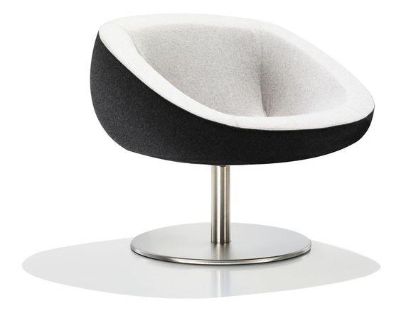 WOK LOUNGE CHAIR  Manufacturer: Andreu World  Designer: Javier Mariscal    Dimensions: H690xD750xSH430xW780cm