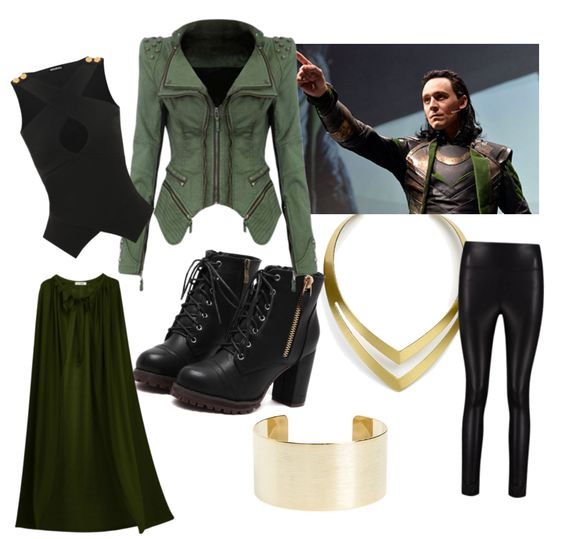 Easy DIY Marvel Halloween Costume Ideas, Including Loki, Black Widow, & More