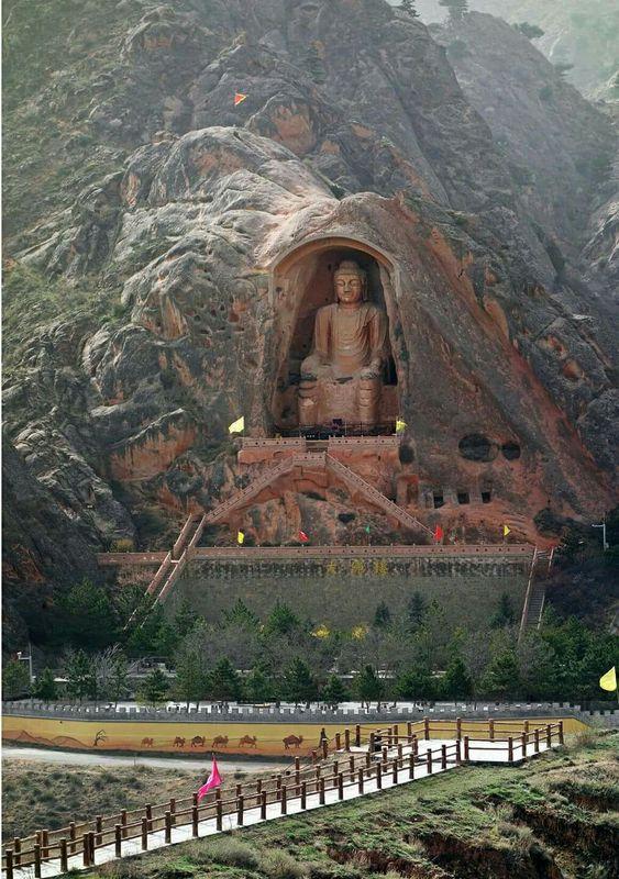 China Maitreya buddha