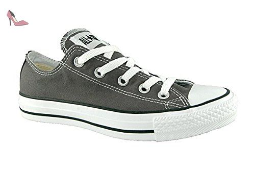 Converse All Star Hi Canvas Seasonal, Chaussures de Gymnastique mixte adulte - vert - Verde (Grün), 40 EU