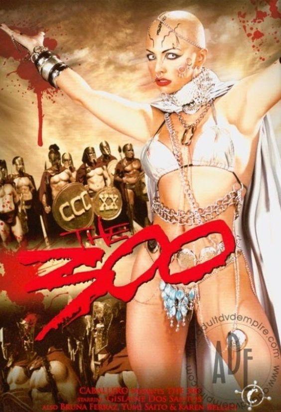 порно фильм 300 спартанцев