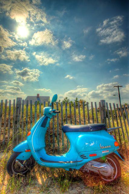 #ridecolorfully around Rehoboth Beach, DE. Photo by Angela B Pan