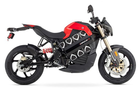 Brammo Empulse All Electric Motorcycle Gallery : 100 MPH / 100+ Miles Per Charge