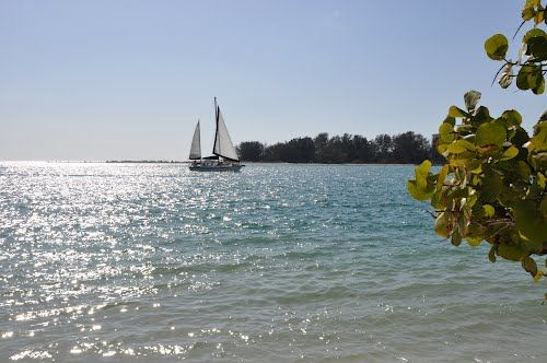 Siesta Key is a beautiful place to set sail - especially when you have a vacation rental to return to!
