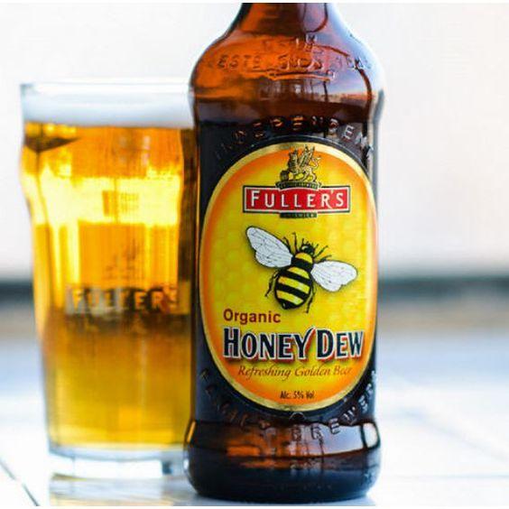 Bia Fuller Honey Dew 5% - Chai 330ml - Bia Nhập Khẩu