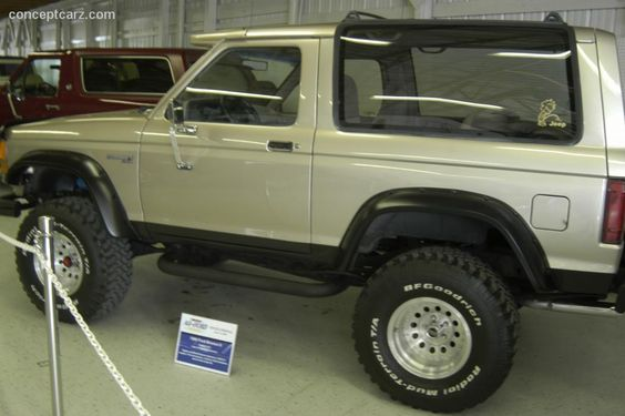 1989 Ford Bronco II Image