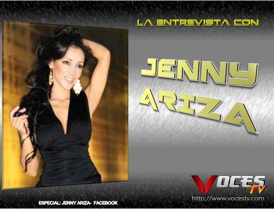 LA ENTREVISTA CON JENNY ARIZA @luloAriza