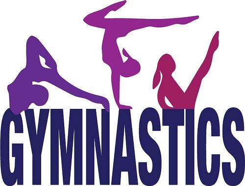 Gymnastics The Craft Chop Free Svg File Graphic Cricut