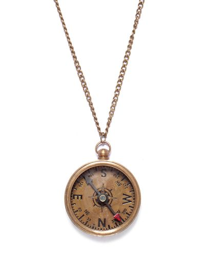 Vintage Compass Necklace   Awesome jewelry   Pinterest ...