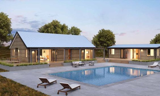 Blu Homes launches 16 new prefab home designs, including new tiny homes | Inhabitat - Green Design, Innovation, Architecture, Green Building