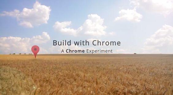 Google e Lego se uniram para acabar com o seu trabalho. Criaram o Build with Chrome