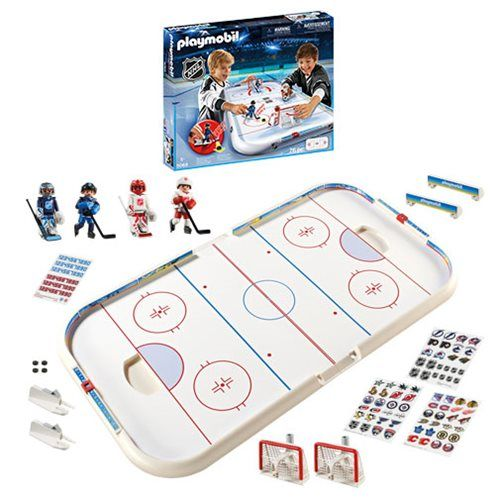 Buy Playmobil 5068 Nhl Hockey Arena At Entertainment Earth Mint Condition Guaranteed Free Shipping On Eligible Purchases Shop Now Ad Ad En With Images Hockey Arena