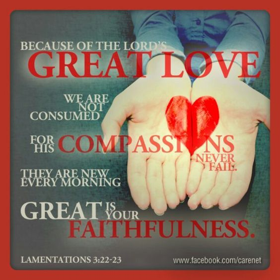 Lord's love
