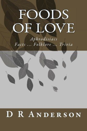 Foods of Love: Aphrodisiacs  Facts ... Folklore ... Trivia