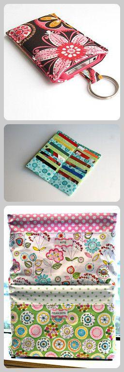 sew sew  lots of little purses