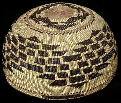 Yurok Indian tribe | Hupa Karok Yurok Indian Baskets of California - from CaliforniaBaskets ...