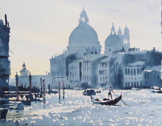 Hazel Soan, Venice