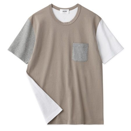 Aloye  Iconic Girls #4 / Short-Sleeve Pocket T-Shirt