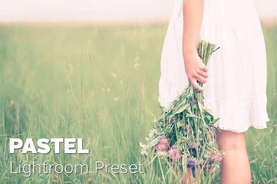 Soft Pastel Lightroom Preset