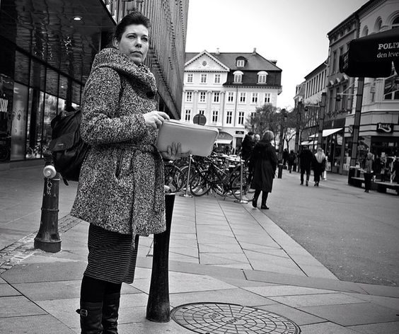 Wien - Austria Straßenfotografie