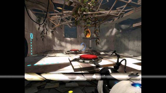 Portal 2 PC 2011 Gameplay