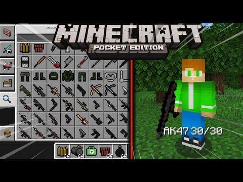 Free Fire Mod Para Minecraft Pocket Edition 1 15 0 Mods For MCPE