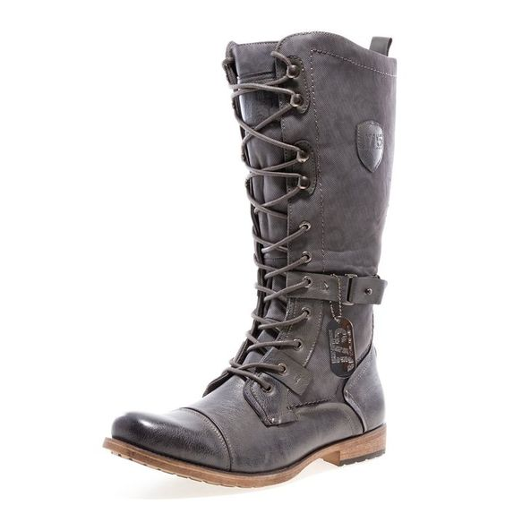 Tall Boots Grey And Boots On Pinterest