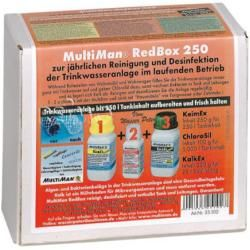 Multiman Redbox 250 Fur Trinkwassertanks Bis 250 L