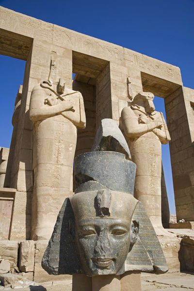 ramses ii accomplishments essay Ramses ii, or ramses the great, is regarded as the greatest, most powerful, and most productive pharaoh of ancient egypt at just ten years old, his father made him a captain of the army, and as.