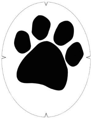 Tourna Fun Paw Print Racquet Stencil by Unique Sports Products, Inc. $9.98. Express yourself with fun racquet stencils. Stencil Ink sold separately. Simply place on strings and use stencil ink to fill in the holes. Have fun and express yourself with fun racquet stencils. Say goodbye to boring company logos on your strings.