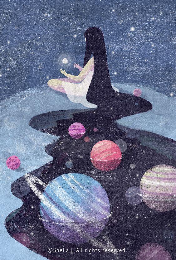Buscando el cosmos                                                       …: