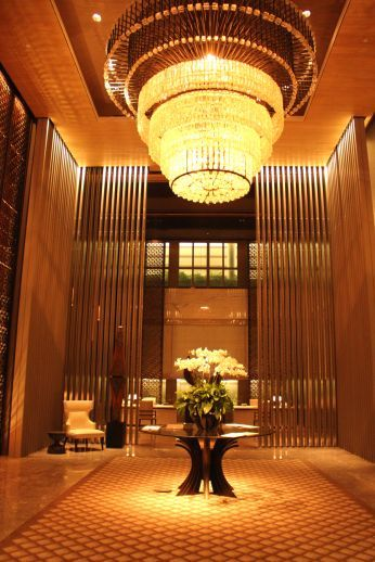 Lobby at Keraton at The Plaza, a Luxury Collection Hotel, Jakarta