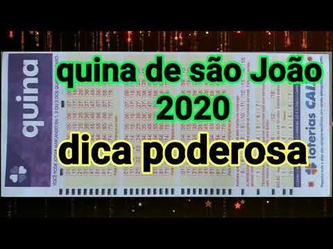 Dica Poderosa Quina De Sao Joao 2020 Numeros Mais Escolhidos Nos Comentarios Youtube Em 2021 Loterias Sonhar Com Numeros Escolhi Voce