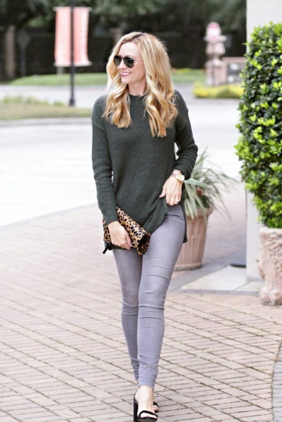Perfect Sweater 2 Ways and My Must Have Shoes