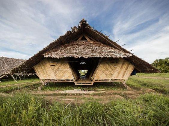 Temporary dormitories for CDC School   Albert Company Olmo, Jan Glasmeier, Line Ramstad   Mae Sot, Thailand   2012