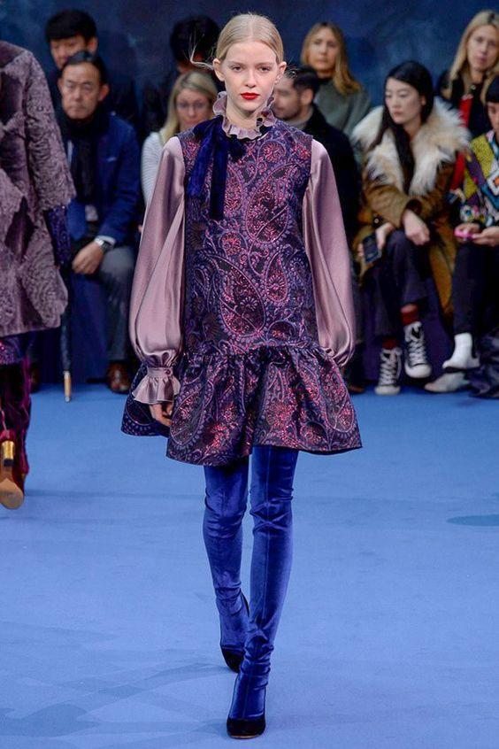 Roksanda Fall 2016 Ready-to-Wear Collection Photos - Vogue