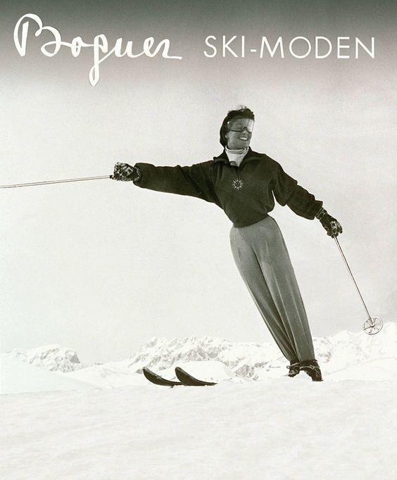 #Bogner #Ski #Mode --- #ski #fashion