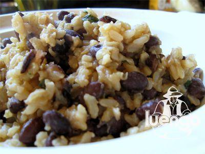 Receta: Moros y cristianos – Simple y nutritiva | Recetas de legumbres, recetas de la abuela l Legumbres Luengo