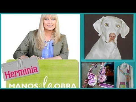▶ ManosalaObraTv Programa 8 Herminia Devoto - 2015 - YouTube