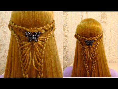 Excellent Pricheska V Shkolu S Pleteniem Easy Back To School Hairstyles For Hairstyles For Men Maxibearus