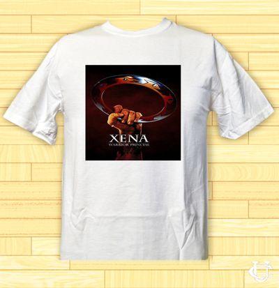 Cheap Xena warrior princess design art T-Shirt