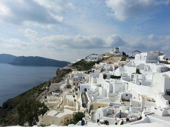 Greek Isles (Santorini Greece)