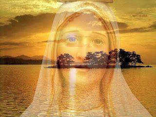 ORAÇÃO E VIDA DE SANTOS: ORAÇÃO A VIRGEM MARIA