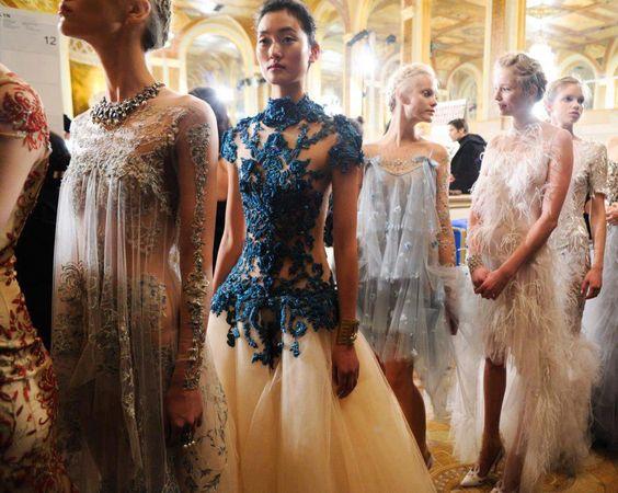 fashion show..